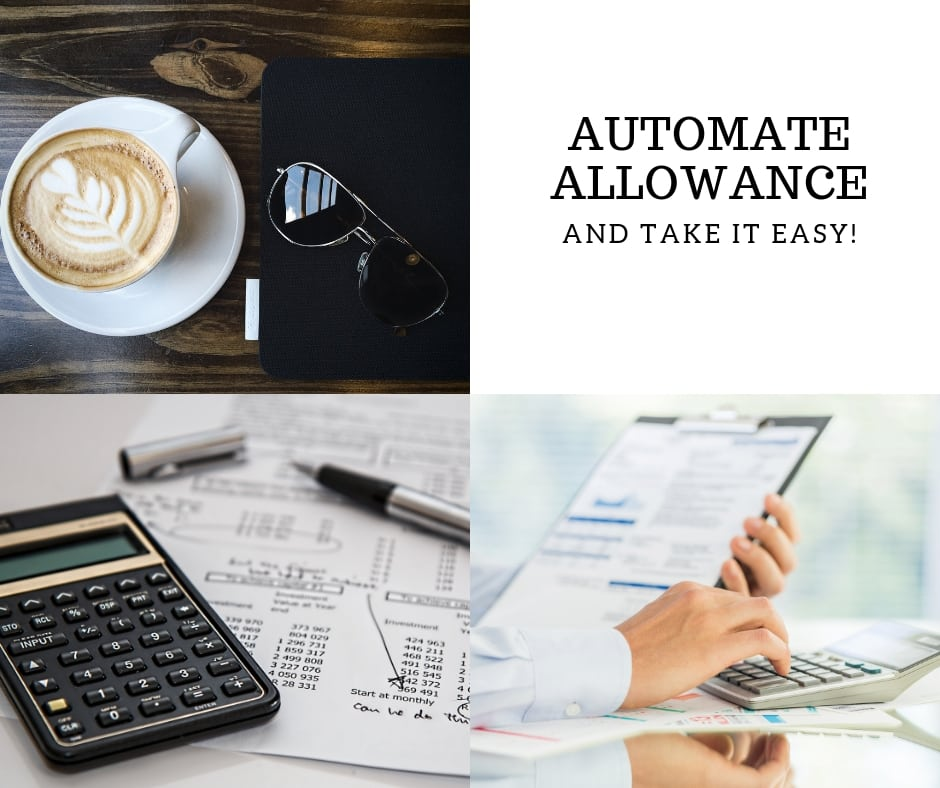 Automate Allowance Calculation