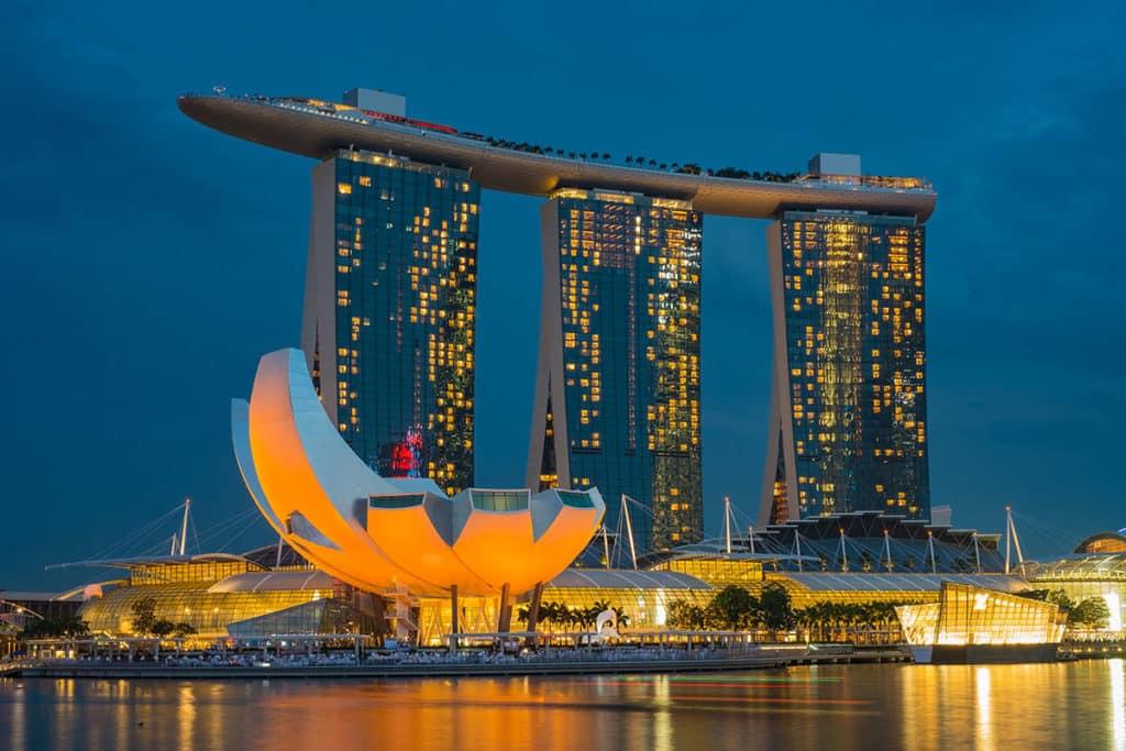 Singapore's Productivity Drive